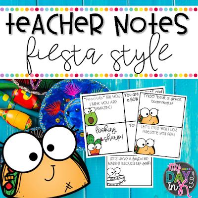 https://www.teacherspayteachers.com/Product/Teacher-Notes-Fiesta-Style-3746347