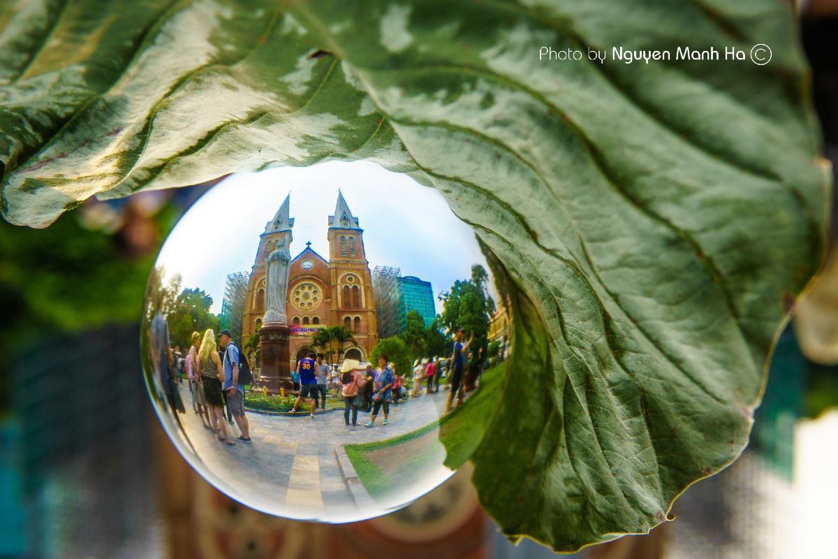 cảnh đẹp Sài Gòn chụp hình 4