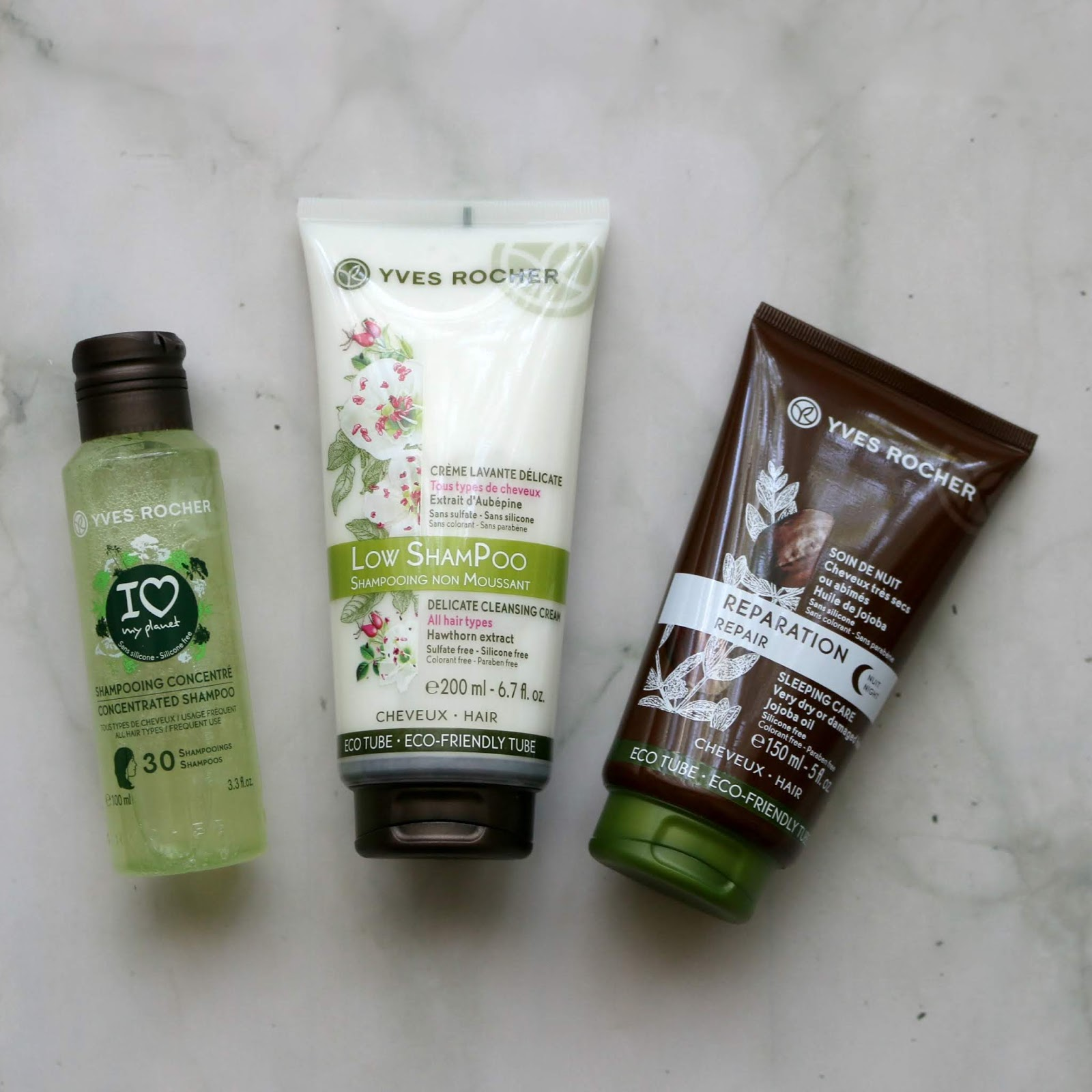 Yves Rocher Hair Care