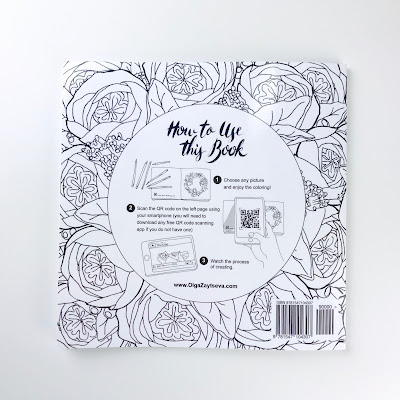 The first on its kind an Interactive cake coloring book for cake ...