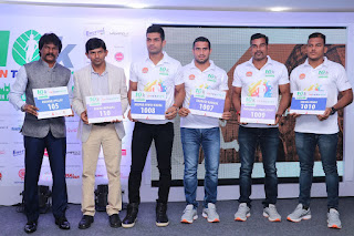 10K INTENCITY Run Entries for Pune Begin for Green Healthy India Goal