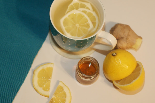 babciny sposób na odporność, zdrowie, imbir, cytryna, miód