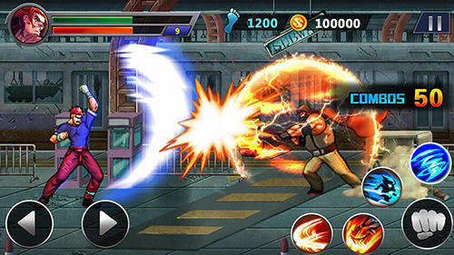 Street Fighting Android 1.0.2 Full