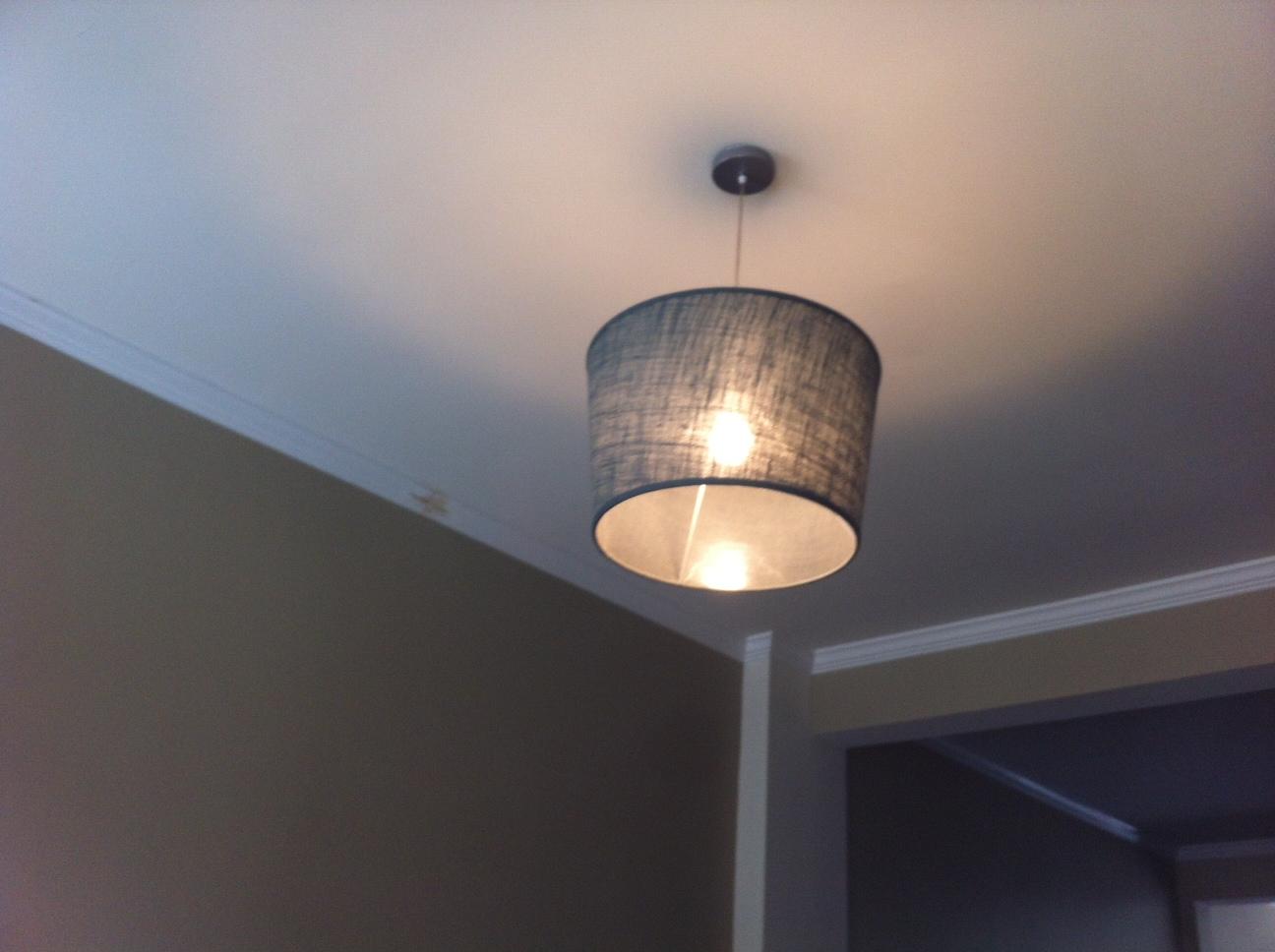 House Of Thrifty Decor: Restoration Hardware Light Knock