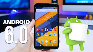 Os Android marshmallow versi 6.0