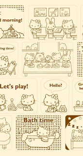 whatsapp de hello kitty