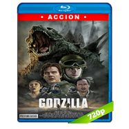 Godzilla (2014) BRRip 720p Audio Dual Latino-Ingles
