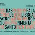 Festa das Palavras | Museu de Santo António - Lisboa | 2017