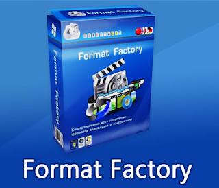 تحميل فورمات فاكتوري 2019 للكمبيوتر مجانا Download Format Factory 2018 for PC