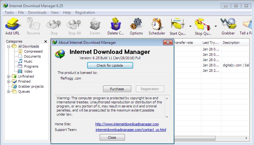 download idm crack only