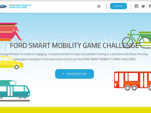 Ford announces a competition during Gamescom challenging video game developers to create solutions for global mobility issues