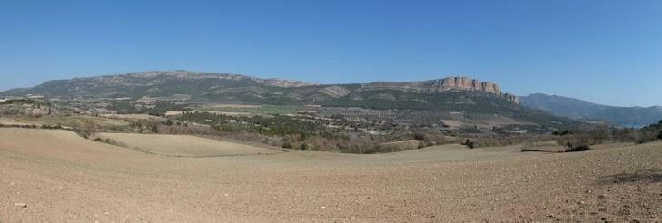 Serra de Volteria y Serra Plana