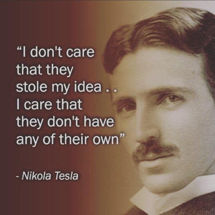 Nikola Tesla Wallpapers: Nikola Tesla Quotes