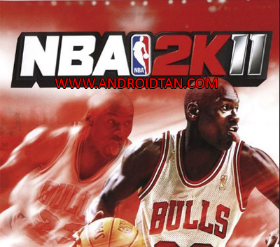 Download NBA 2K11 PSP/PPSSPP Terbaru 2017