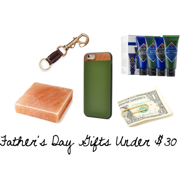 Father's Day gifts under $30