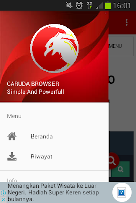 Garuda Browser, Browser Asli Buatan Anak Bangsa