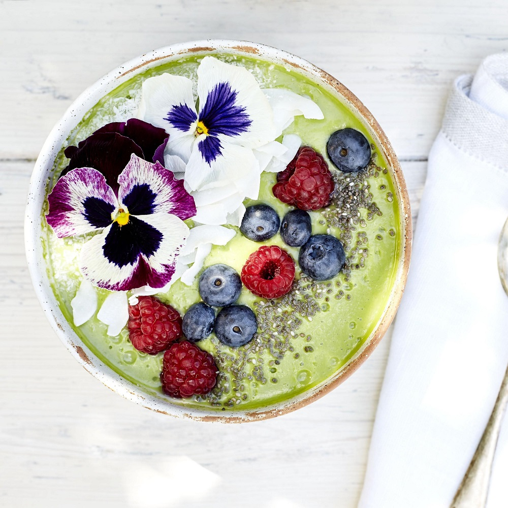 The Paleo Foods Co. Green Warrior Protein Smoothie Bowl