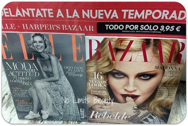 Regalos revistas febrero 2017: Elle