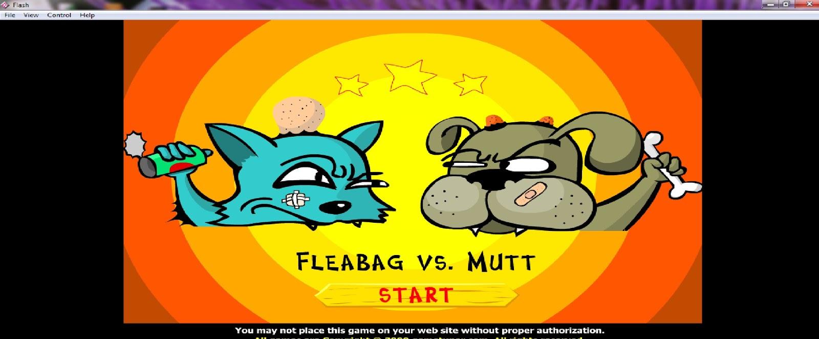 Fleabag vs mutt #y8 youtube.