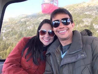 Teleferico do Cerro Otto em Bariloche