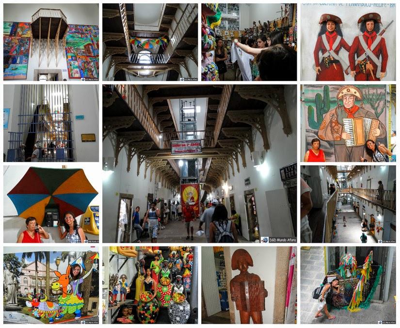 Casa de Cultura - o que fazer em Recife (Pernambuco) - a capital do frevo