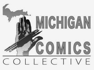 Part of the Michigan Comics Collective