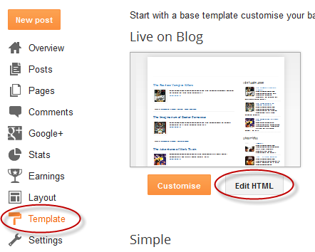Awesome contact form widget for blogger for Template for blogger html code