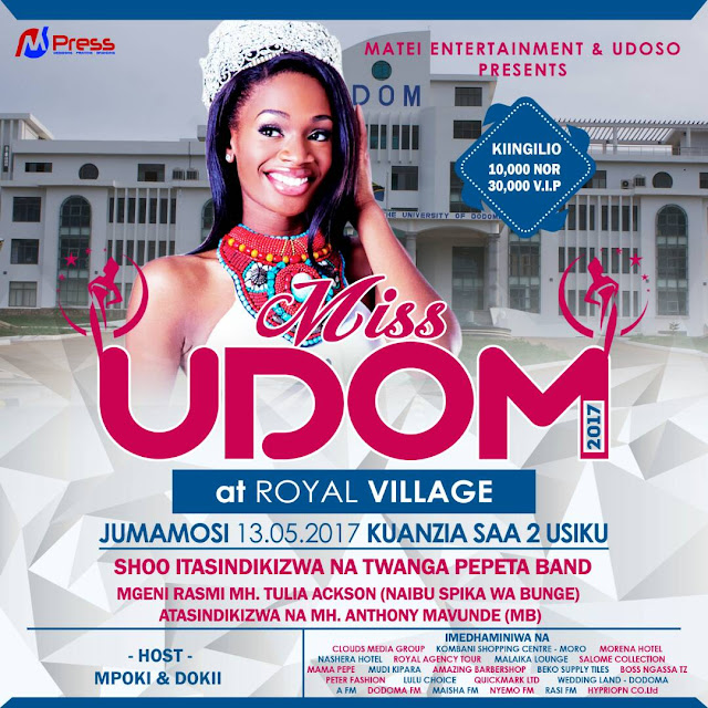 MISS UDOM