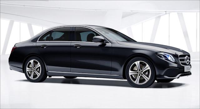 Mercedes E250 2019 thiết kế sang trọng và lịch lãm