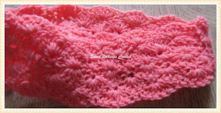 free crochet headband pattern