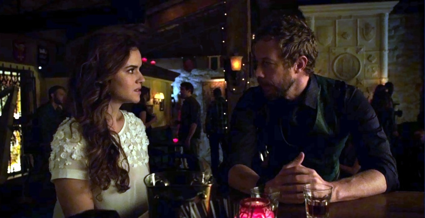 Lost Girl Season 5 Episodes 9-10 Reviews: Saving The World ... Lost Girl Dyson Kidnapped