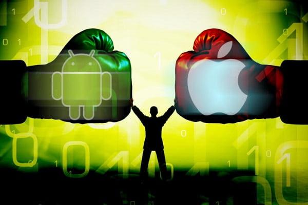 Android أو iOS : ماذا تختار ؟