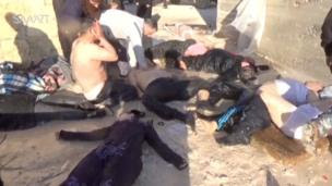 Syria Chemical Attack: Horrific Aftermath in Photos