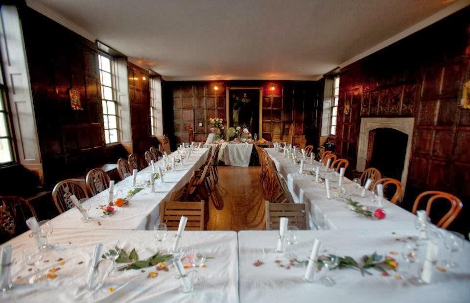 London Pop Ups The Art Of Dining S Tudor Christmas Feast