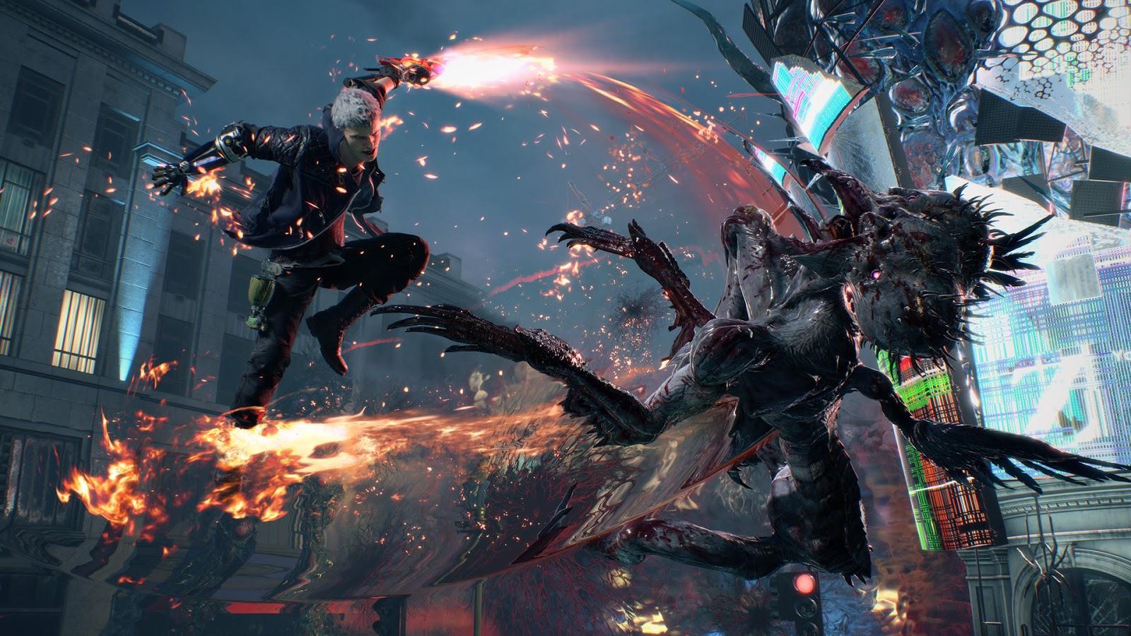 Devil May Cry 5 PC ESPAÑOL REPACK (JPW) 1