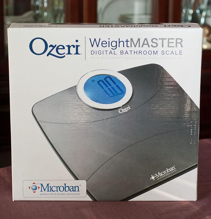 Review Bathroom Scales: The Proverbs31 Mama: Ozeri WeightMaster Digital Bathroom