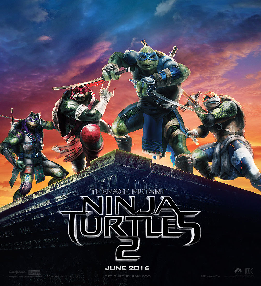 Teenage Mutant Ninja Turtles 2 เต่านินจา 2 [HD]
