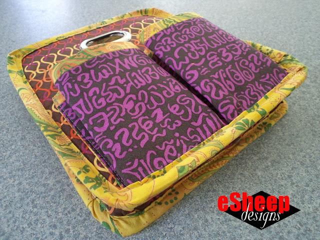 Sewing Caddy by eSheep Designs