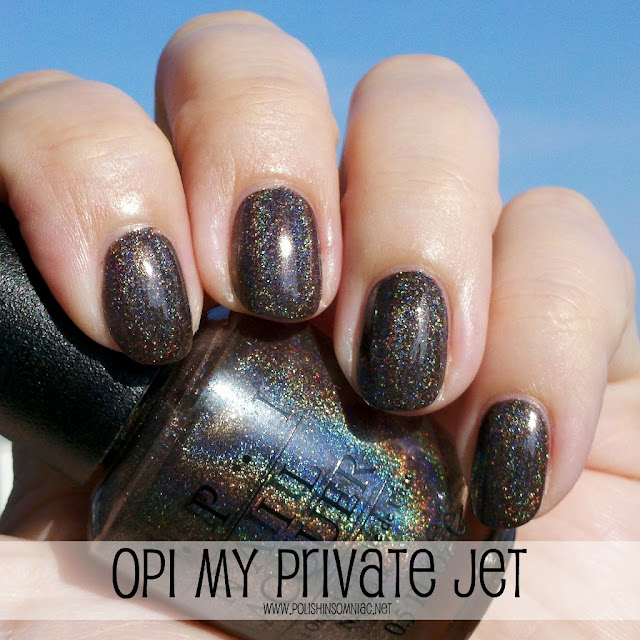 Opi My Private Jet Versions