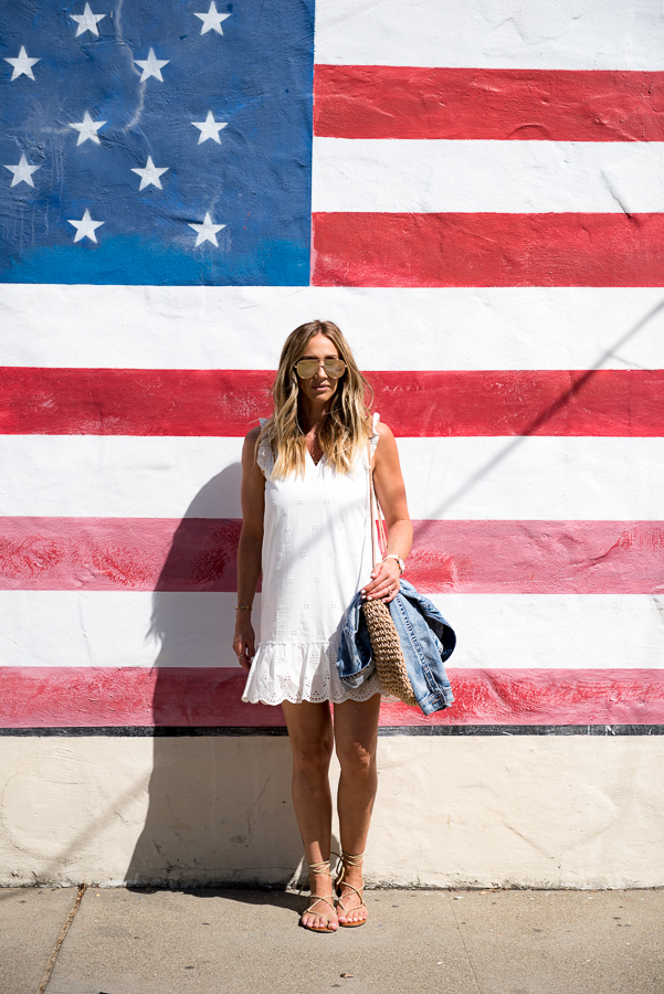 fourth of july style parlor girl