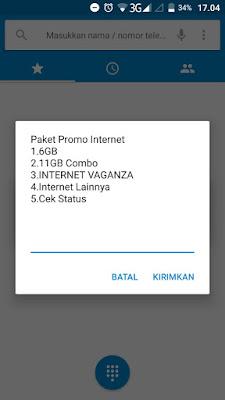 Cara Daftar Paket Internet Vaganza Telkomsel 6GB MURAH 2018