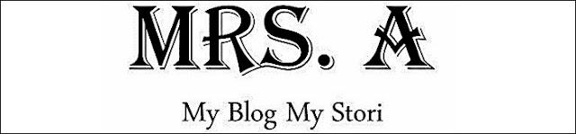 15 Blogger Terbaik Malaysia 2015 - Mrs. A
