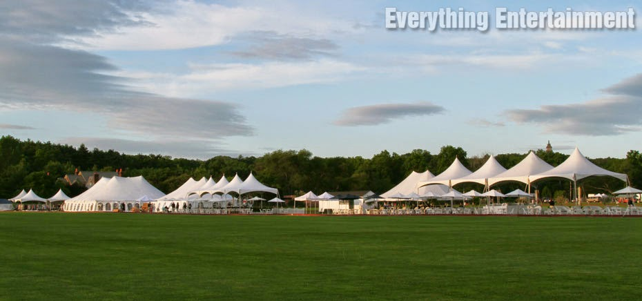 Everything Entertainment Tents For Polo Match