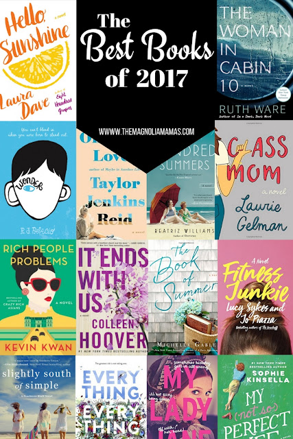 The Best Books of 2017. Our favorite reads from the past year!