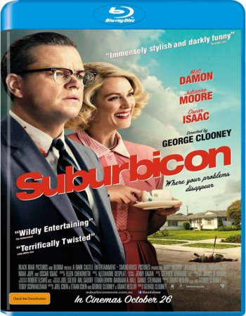 Suburbicon (2017) BluRay 300MB
