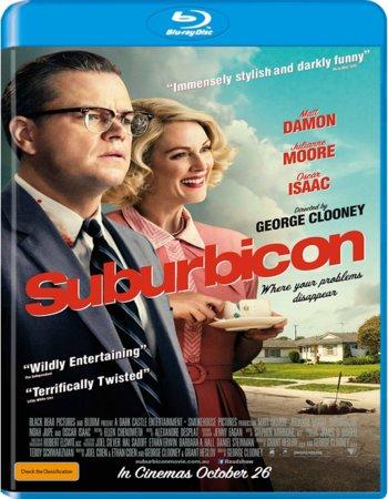 Suburbicon (2017) BluRay 720p