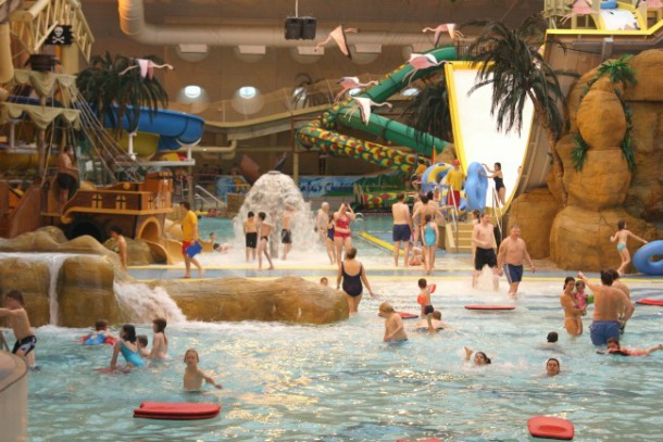 Sandcastle Waterpark (United Kingdom)