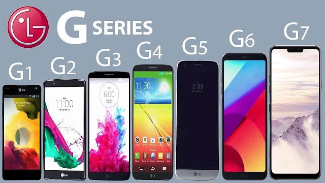 smartphone LG G terbaru