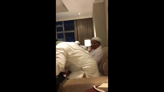Ini Video Terkini Habib Rizieq Ceramah Di Arab Saudi