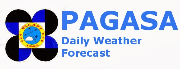PAGASA weather forecast